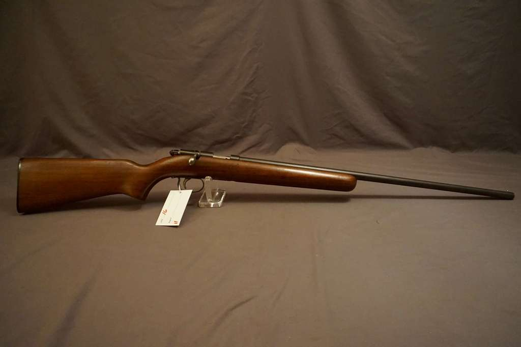 Remington M. 514 .22 B/A Smooth Bore Shot Cartridge Single Shot Rifle