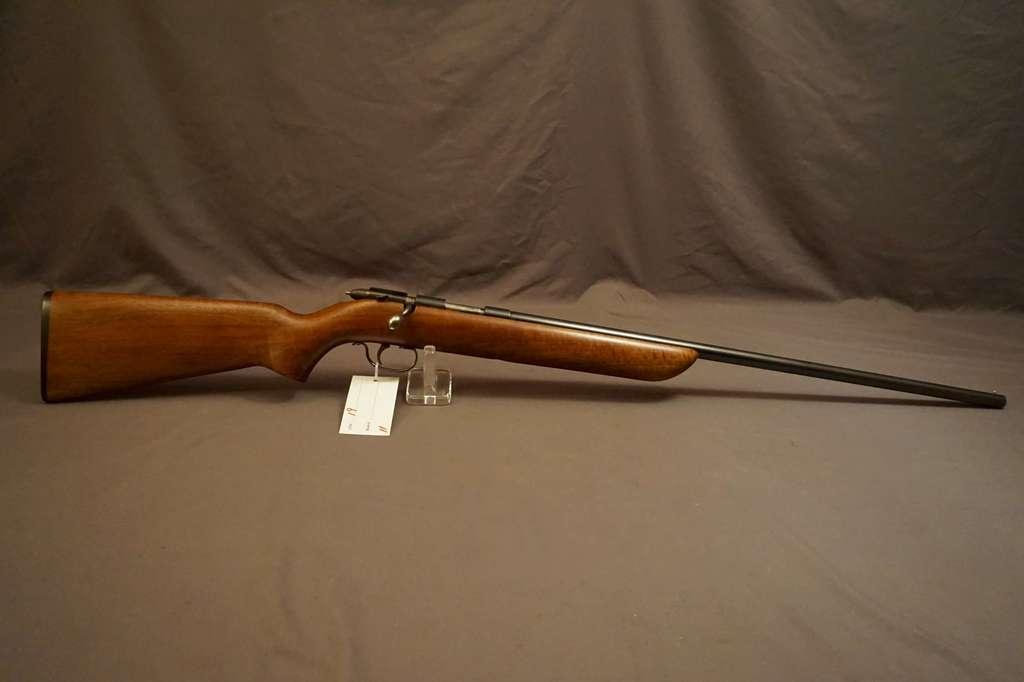Remington M. 510 Rutledge Smooth Bore .22 Shot B/A Single Shot Rifle
