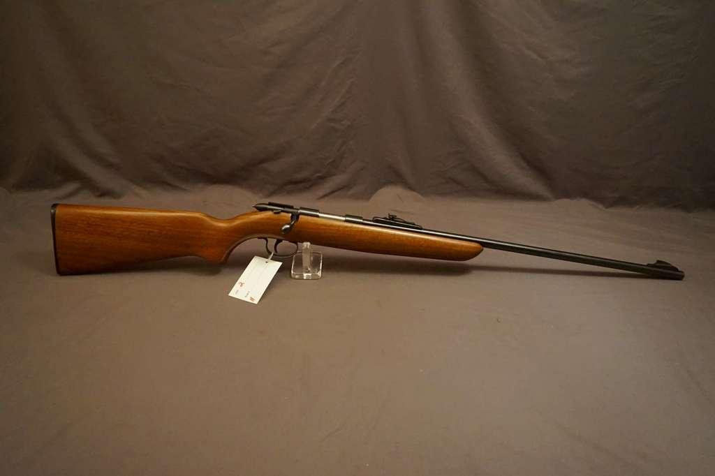 Remington M. 510X B/A .22 Single Shot Rifle