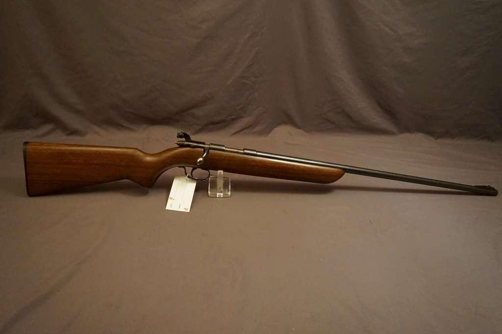 Remington TargetMaster M. 510P .22 Single Shot Rifle