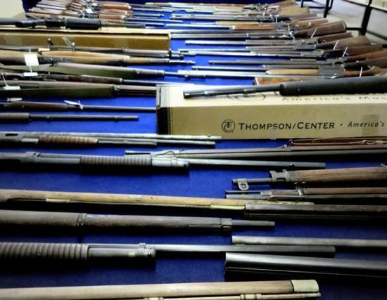 350+ Quality Firearms