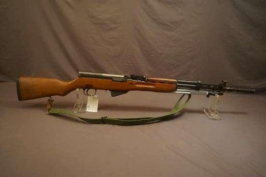 SKS 7.62x39mm Semi-auto Carbine