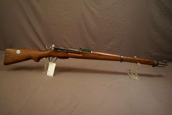 Schmidt-Rubin K31 7.5x55mm Short Rifle B/A