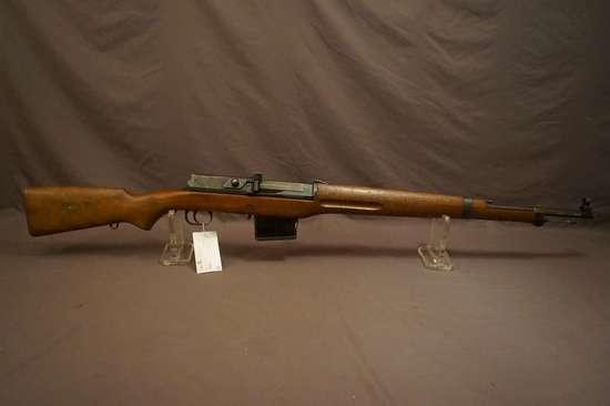 Swedish Fabrique Nationale 6.5x55 Semi-auto Military Rifle