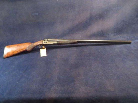 J. Stevens 12ga SxS Shotgun