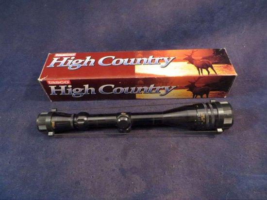 Tasco High Country 4x-16x40mm Scope
