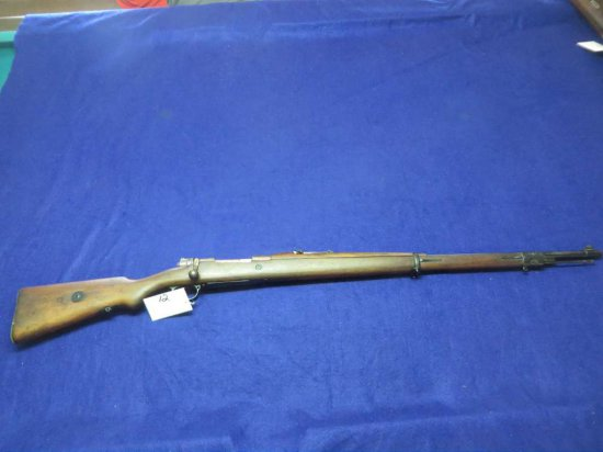 Deutche Waffen-Und Model 19085 Mauser 8mm Rifle