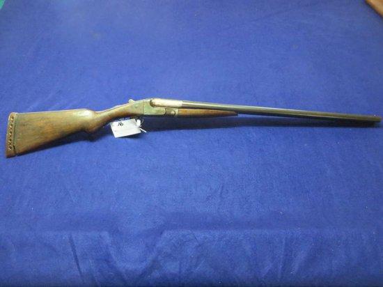 NR Davis & Sons 12ga SxS Shotgun