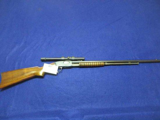 Remington M12C .22S,L,LR Rifle