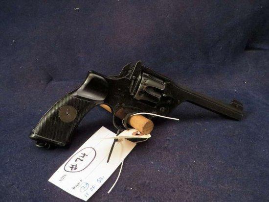 BNP .38 Revolver