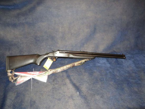 Savage M.24 .17Hornady/12ga O/U Combo Rifle/Shotgun