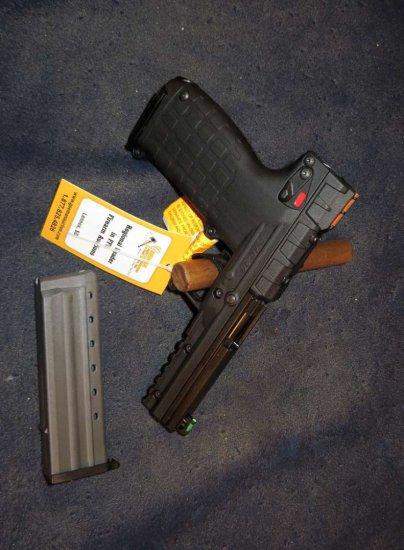 Keltec M. PMR-30 .22Mag Semi-auto Pistol