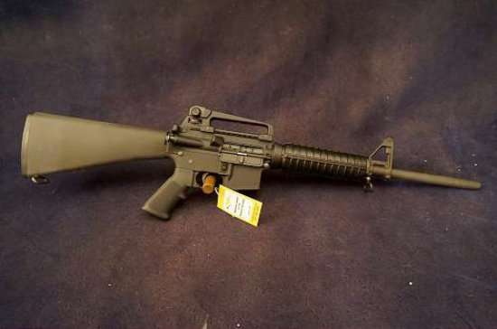Colt Match Target Competition HBAR II Model MT6731 .223 Semi-auto Rifle
