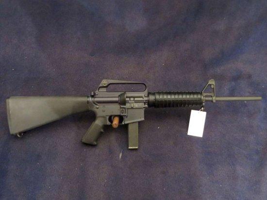 Colt AR-15 9mm Carbine Semi-auto Rifle