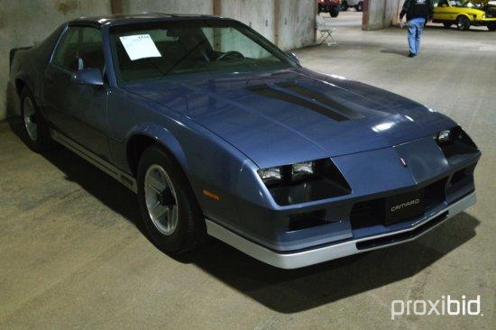 1984 Chevrolet Camaro Z/28