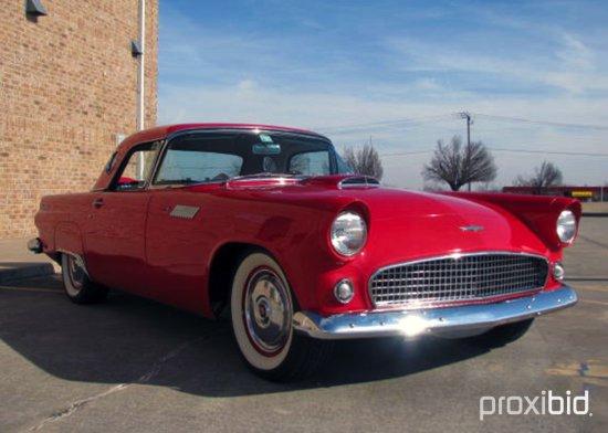 1956 Ford Thunderbird Resto Mod