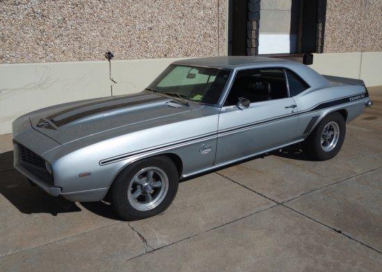 1969 Chevrolet Camaro Yenko / SC Tribute Coupe