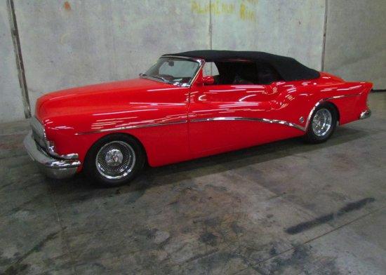 1953 Buick Skylark Replica Custom Convertible