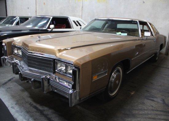 1977 Cadillac Eldorado Biarritz Two Door Hardtop
