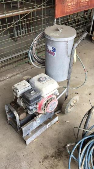 Gas Powered Airless Paint Sprayer
