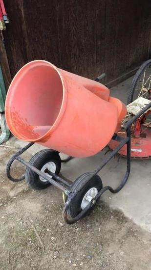 Kushan Power Mixer