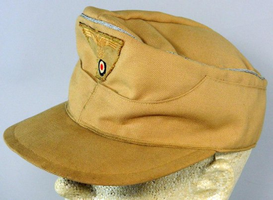 Nazi German WWII Summer Cap