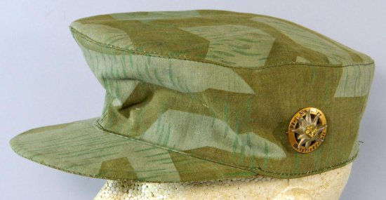 German WW2 Camo Cap