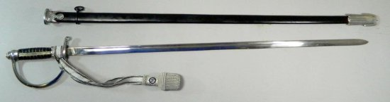 SS Sword, Knot and Scabbard