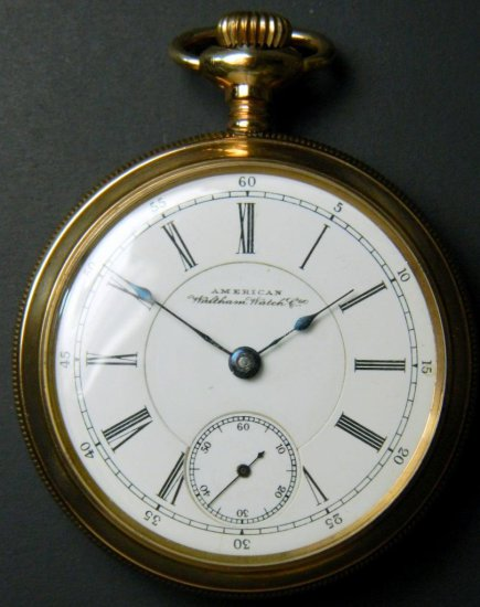 American Waltham Watch Co., ca. 1892