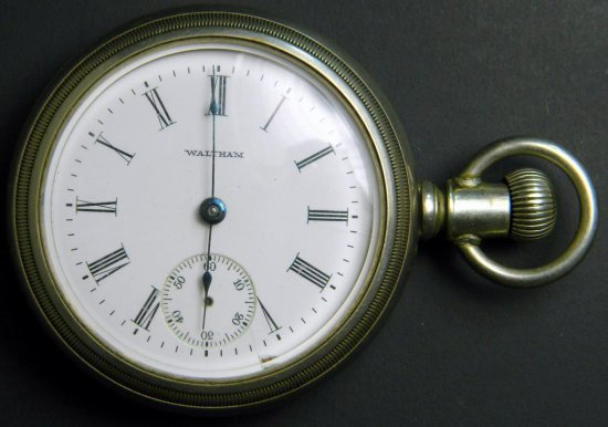 American Waltham Watch Co. Pocket Watch, ca. 1904