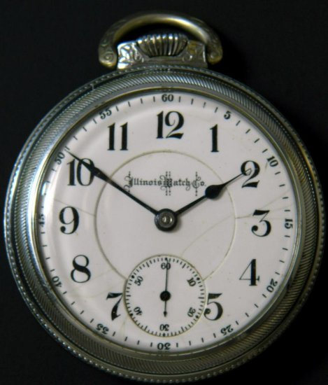 Illinois Watch Co. Model 6, ca. 1900