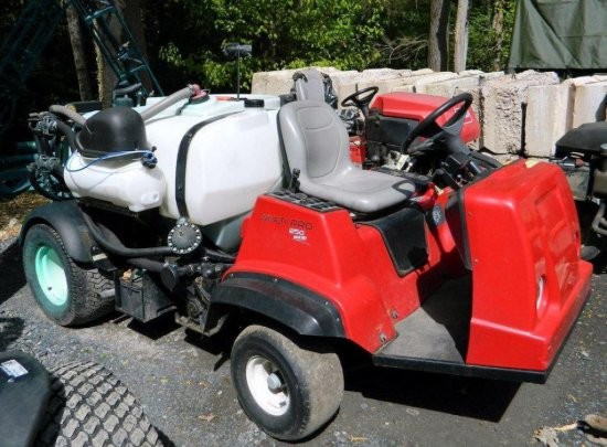 Toro Multi Pro 1250 Spray Pro Turf Sprayer