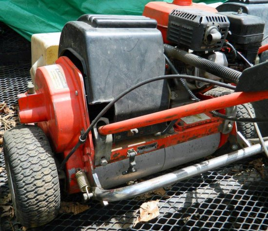 Jacobsen Greens Reel Mower
