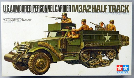 Tamiya U.S. Armoured Personnel Carrier
