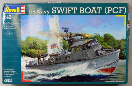Revell U.S. Navy Swift Boat (PCF)