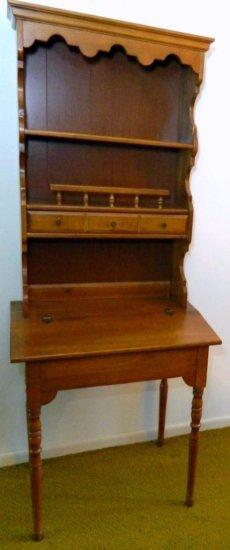 Tall Secretary Desk
