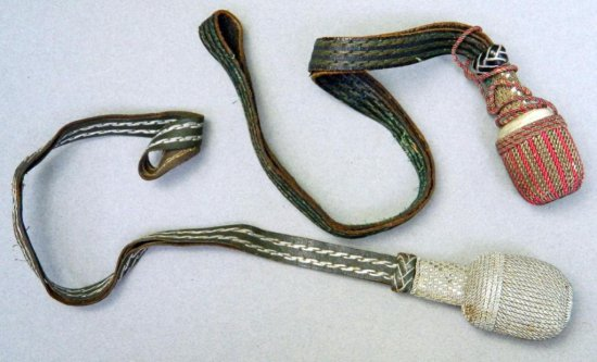 Two Portepee Sword or Dagger Knots