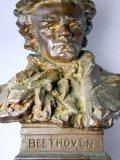 Bust of Ludwig van Beethoven Signed George Julian Zolnay
