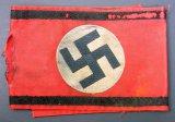 German WW2 Swastika Armband