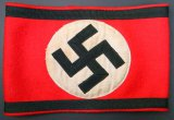 German SS Swastika Armband