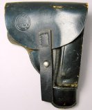 Scarce Walther PPK SA High Leader Leather Pistol Holster