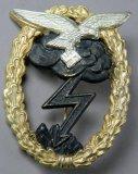 Luftwaffe Ground Combat Badge, German WWII