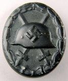 Black Wound Badge, German WWII