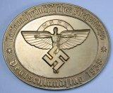 1938 NSFK Glider Korps Table Medal