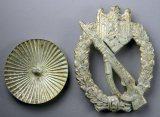 Army Infantry Assault Badge, German WWII