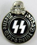 Waffen SS Membership Badge, German WWII