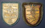 German WWII Stalingrad and Krim Shield Grouping