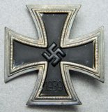 1939 German Iron Cross Pin