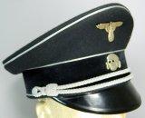 German Allgemeine SS Officer's Cap