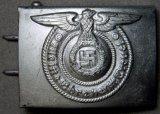 Waffen SS Enlisted Mans Belt Buckle, German WWII